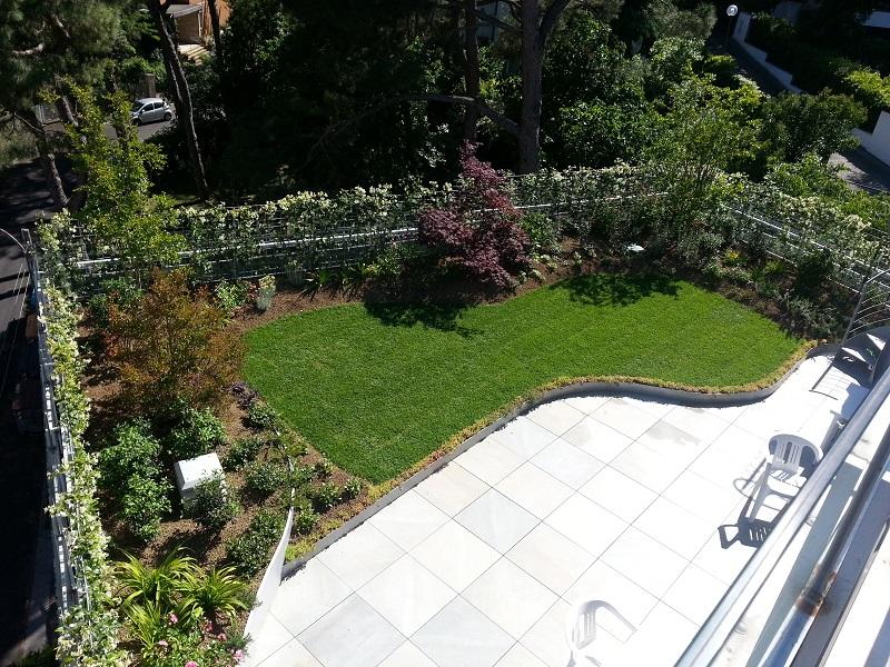 Creazione E Allestimento Di Giardini Pensili